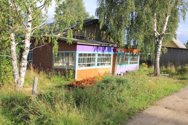 В здании клуба рождаются креативные идеи по развитию поселка