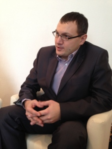 Сергей Владимирович Рубан глава сп. Усть-Кулом Усть-Куломского района.