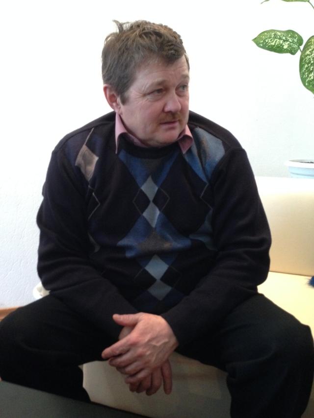 Сергей Михайлович Попов глава сп. Летка Прилузского района.