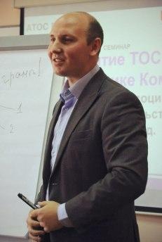 Дмитрий Сизев - координатор развития органов ТОС в Республике Коми.